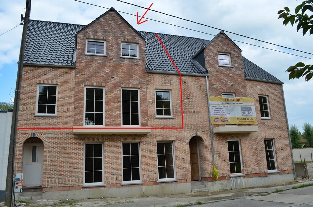 Sublimmo Vastgoed - Halen, Appartement - Nieuw ruim appartement - 3 ...