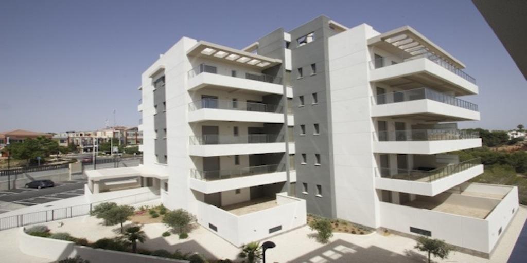 Sublimmo vastgoed la zenia appartement modern luxe appartement in la zenia alicante - Modern appartement modern appartement ...
